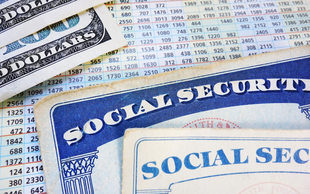 Apostille Social Security Letter / Income and Benefits Letter
